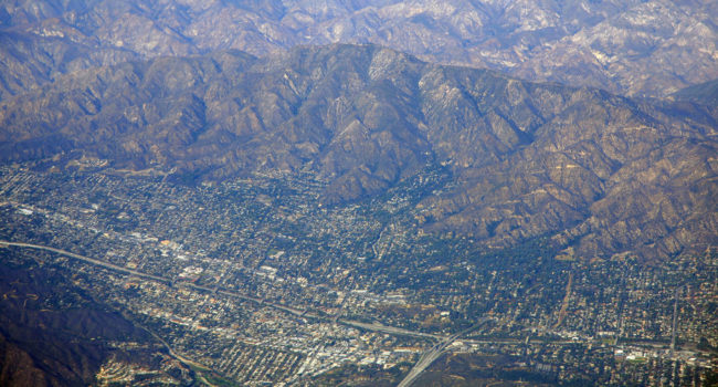 Mt._Lukens_overlooking_La_Crescenta-Montrose